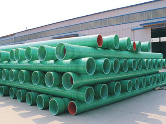 HTBD玻璃钢电缆管