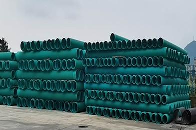 改性聚氨酯(EPTU)型材缠绕管案例